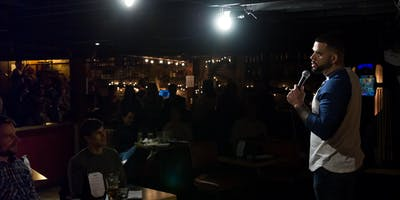 Underground Comedy at Reliable Tavern