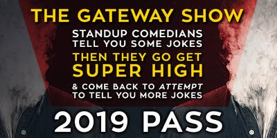 The Gateway Show - Portland - 2019 Pass