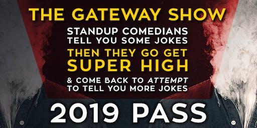 The Gateway Show - Sacramento - 2019 Pass