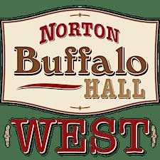 NORTON BUFFALO HALL WEST logo