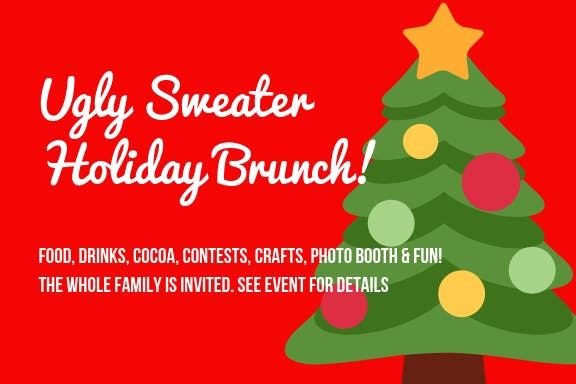Ugly Sweater Holiday Brunch Party