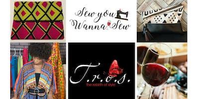 Sew You Wanna Sew?: The Modern Clutch