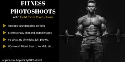 Calling Fitness Models for Gold Palm Productions