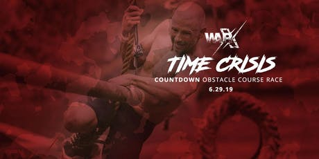 War-X: Time Crisis - Countdown Obstacle Course Race tickets