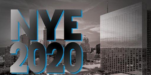 Black & White NYE Electric Ball   New Year's Eve 2020 (Austin, TX)