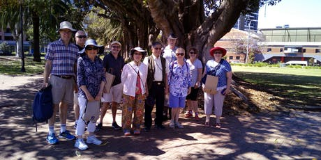 Step into Parramatta's Past (Saturday & Sunday Tours)  tickets