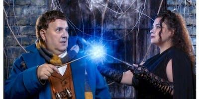 The Fantastic Magic of Potter at Jupiter Hall!
