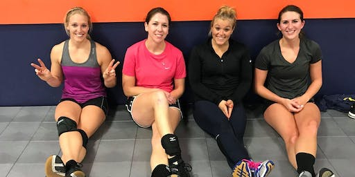 12/28 Shorties: Take 1 - Mens/Womens Volleyball Tourney