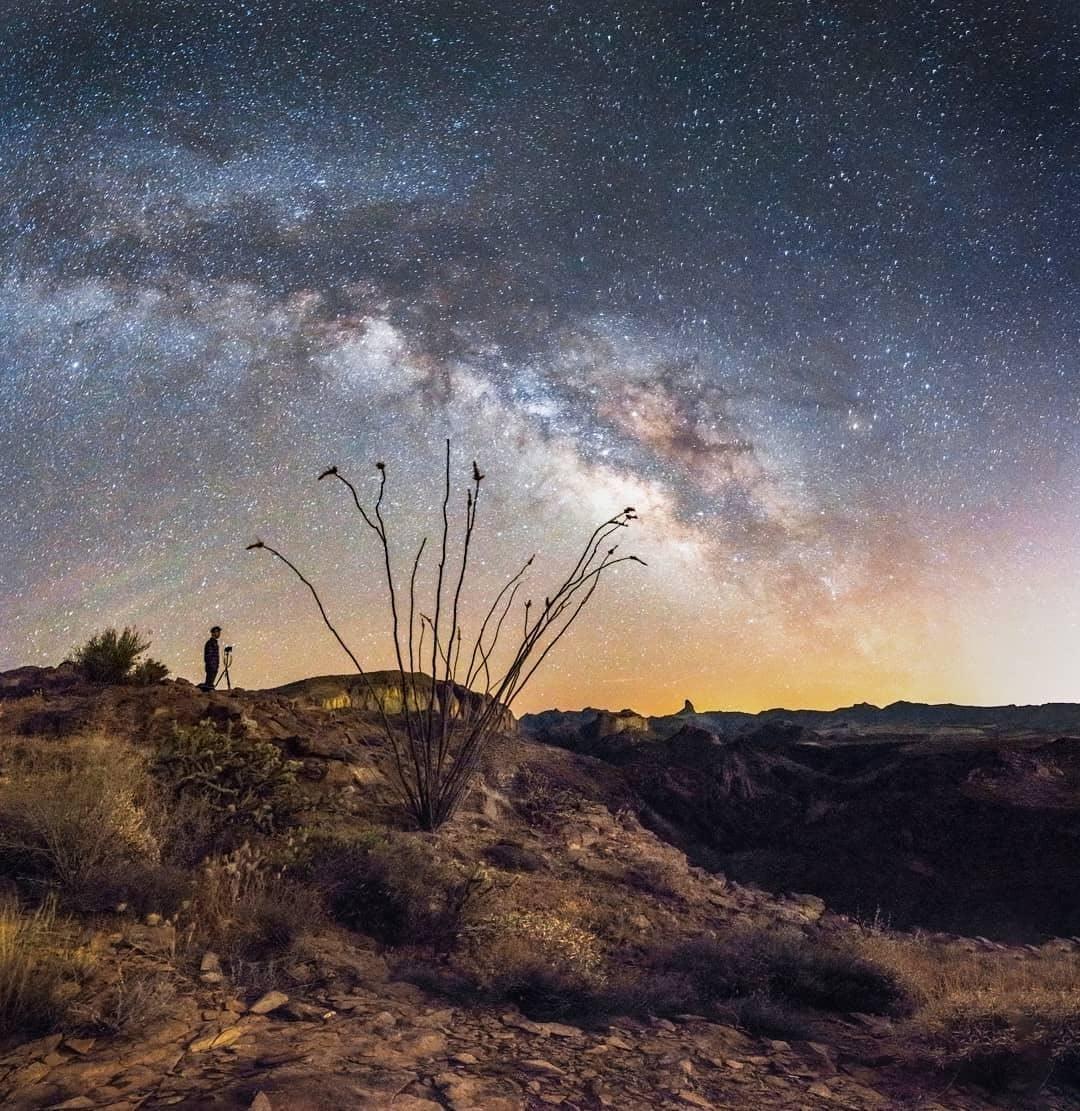 Night Photography Workshop Series