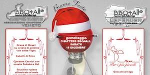 In attesa del Natale con BBQ4ALL Chapters Friuli e...
