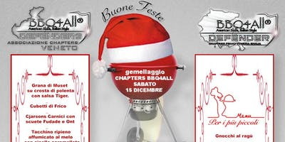 In attesa del Natale con BBQ4ALL Chapters Friuli e Veneto