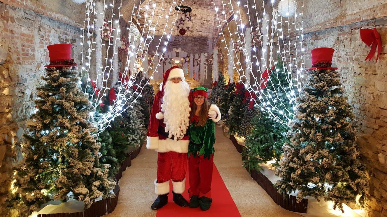 La Fabbrica di Babbo Natale  Lucca