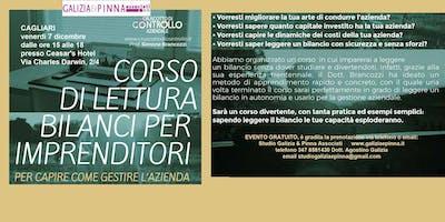 Corso lettura Bilancio per imprenditori Cagliari 7