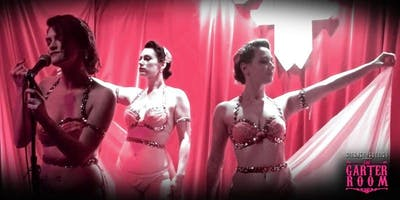 "Fishnet Follies ""The Garter Room: Striptease Serenade"" Burlesque & Cabaret Show - January"