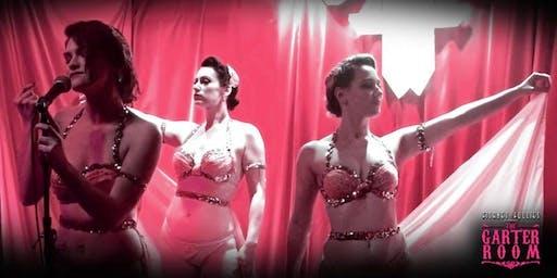 "Fishnet Follies ""The Garter Room: Striptease Serenade"" Burlesque & Cabaret Show - January"