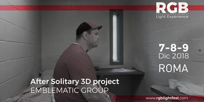 After Solitary 3D project di Emblematic Group ad RGB18