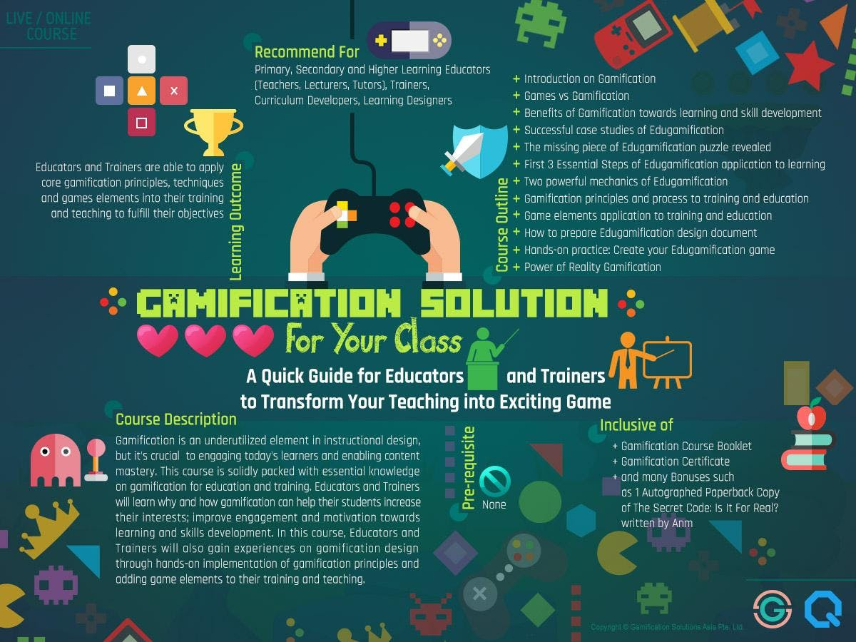 Gamification Solution For Your Class*
