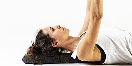 Hatha inspired yoga + BackMitra® met Joke Vanhamme tickets