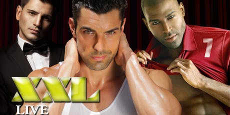 Men in Motion LIVE! - Male Revue Odenton (by Baltimore) MD tickets