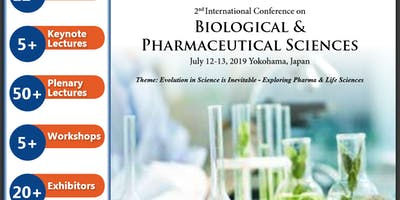 2nd International Conference on Biological & Pharmaceutical Sciences (CSE)