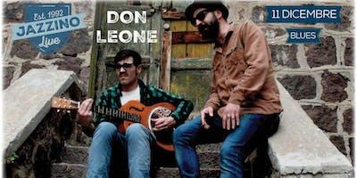 Don Leone - Live Jazzino