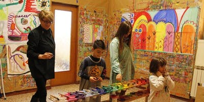Dipingere nel Closlieu - Il gioco del dipingere - Regalo di Natale