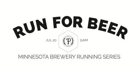 Beer Run - Pryes Brewing - Part of the 2019 MN Brewery Running Series tickets