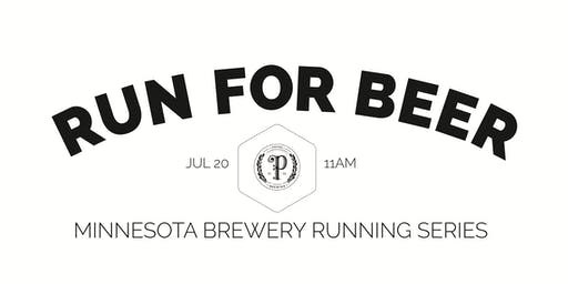 Beer Run - Pryes Brewing - Part of the 2019 MN Brewery Running Series