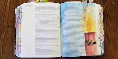 JAN - Bible Journaling Workshop - Saturday Morning