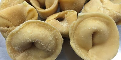 Tortellini Making from Scratch with Spinach