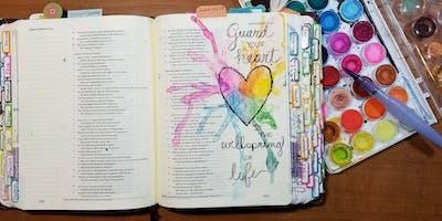 FREE Bible Journaling Meet Up