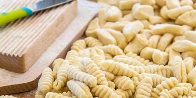 Potato Gnocchi and Ricotta Cavatelli Making