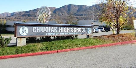Chugiak High School Reunion  tickets