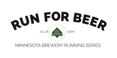 Beer Run - Summit Brewing - Part of the 2019 MN Brewery Running Series tickets