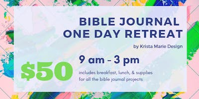 Bible Journal One Day Retreat