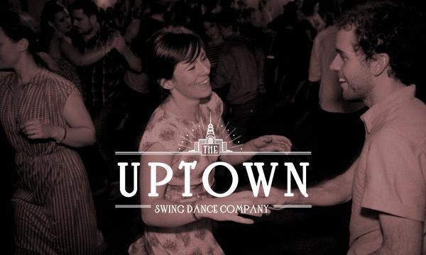Uptown Swing improver level Lindy Hop course
