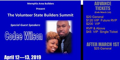 The Volunteer State Builders Summit