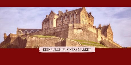 Edinburgh Business Market tickets