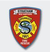 Stratham Volunteer Fire Department Association logo