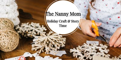 Copy of Story Time & Holiday craft