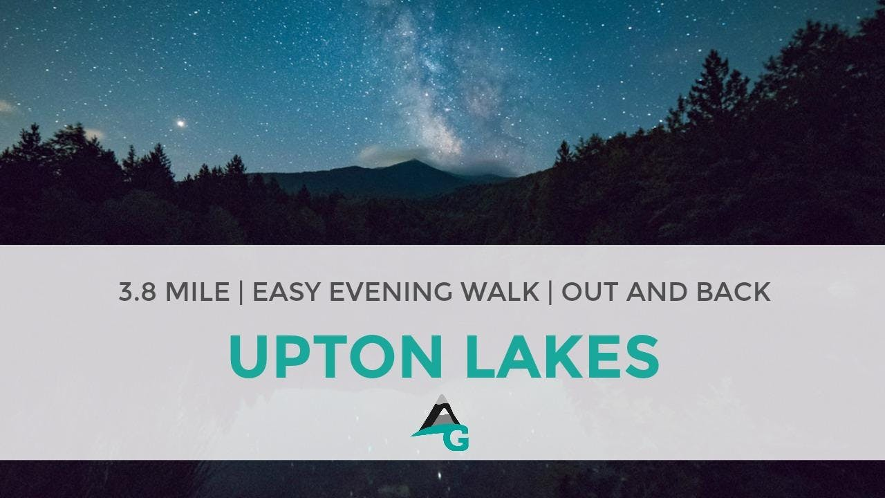 UPTON LAKES LOOP | NORTHANTS EVENING WALK | 3