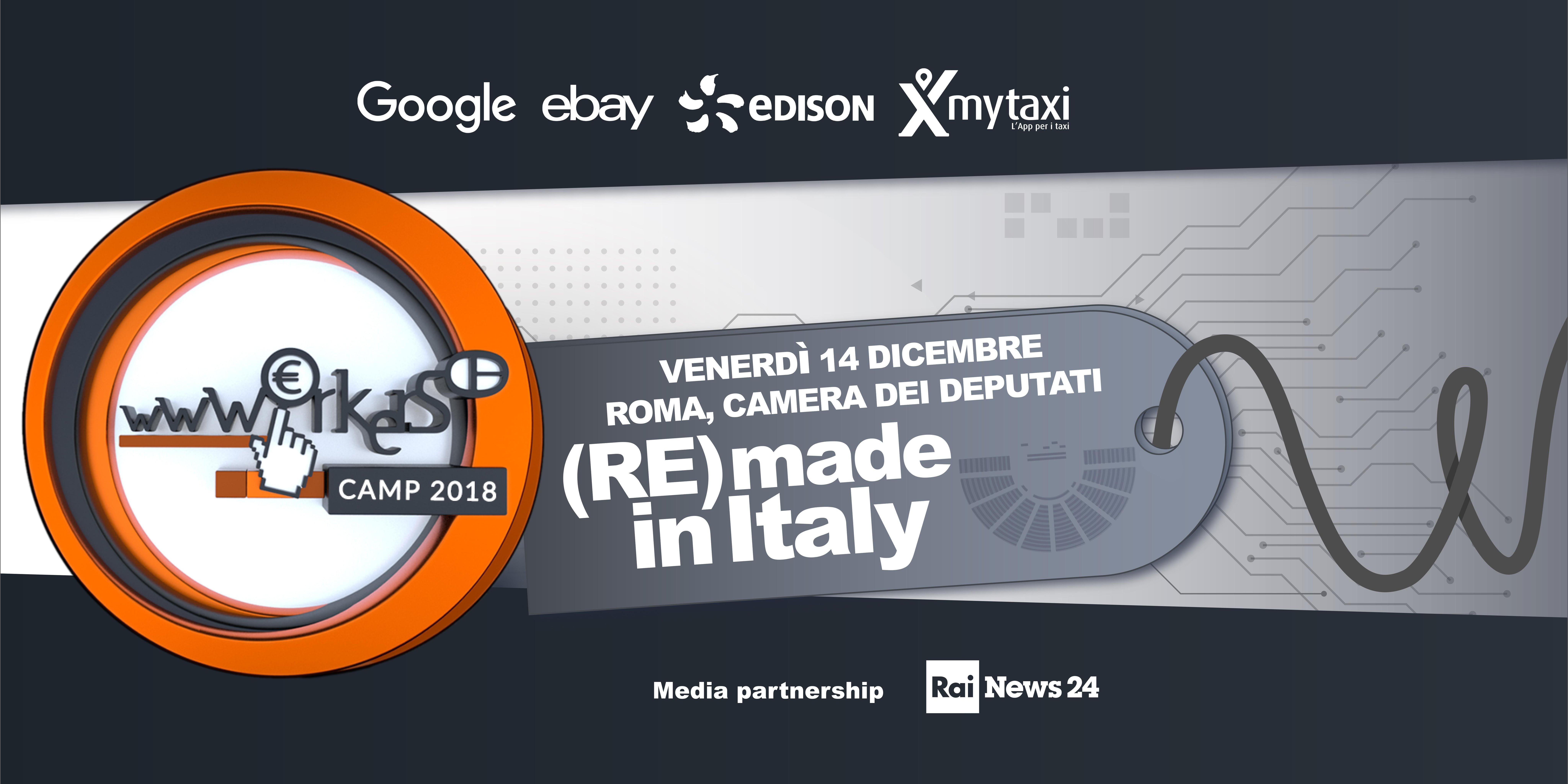 (RE)made in Italy. I wwworkers alla Camera de