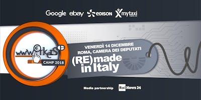(RE)made in Italy. I wwworkers alla Camera dei Deputati