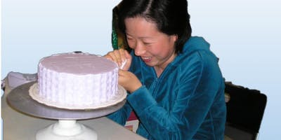 Decorating with Royal & Whipped Cream Icings- Thursdays, Jan.10,17,24 & 31