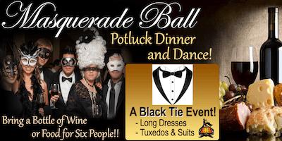 Masquerade Ball - Thursday Night Class & Potluck Gala!!