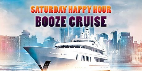 Yacht Party Chicago's Saturday Happy Hour Booze Cruise on July 20th tickets