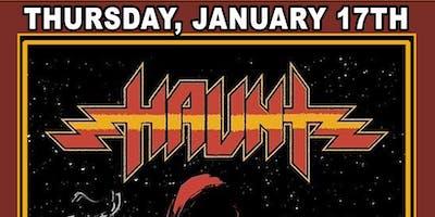 Haunt / Idle Hands / Hell Fire / Black Plague Wolves