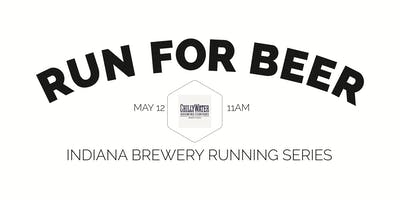 Beer Run - Chilly Water Brewing Company - Part of the 2019 Indy Brewery Running Series