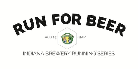 Beer Run - Union Brewing Company - Part of the 2019 Indy Brewery Running Series tickets