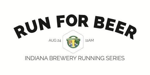 Beer Run - Union Brewing Company - Part of the 2019 Indy Brewery Running Series